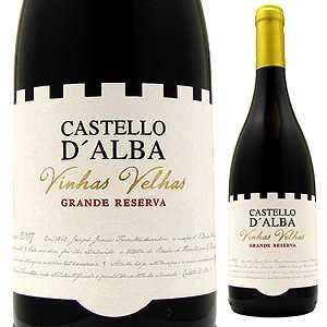 【6本〜送料無料】カステロ ダルバ ヴィーニャス ヴェーリャス グランデ レゼルヴァ 2013 ヴィーニュス ドウロ スペリオル 750ml [赤]Castello D'alba Vinhas Velhas Grande Reserva Vinhos Douro Superior Sa