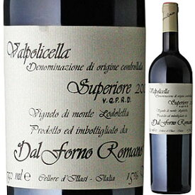 【6本〜送料無料】ヴァルポリチェッラ スペリオーレ モンテ ロドレッタ 2004 ダル フォルノ ロマーノ 750ml [赤]Valpolicella Superiore Monte Lodoletta Azienda Agricola Dal Forno Romano