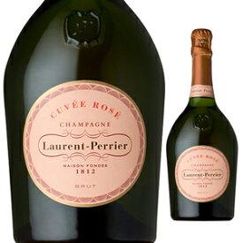 【6本〜送料無料】[ギフトボックス入り]シャンパーニュ ロゼ NV ローラン ペリエ 750ml [発泡ロゼ]Champagne Rose Laurent-Perrier