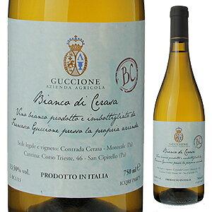 【6本〜送料無料】BC ビアンコ ディ チェラーザ NV グッチョーネ 750ml [白]Bc Bianco Di Cerasa Guccione