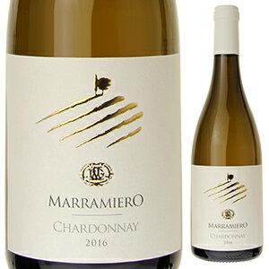 【6本〜送料無料】シャルドネ イン アッチャイオ 2016 マラミエーロ 750ml [白]Chardonnay In Acciaio Marramiero