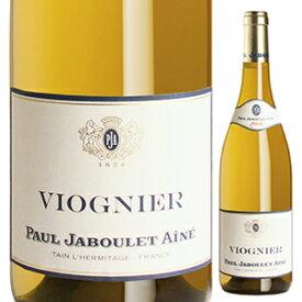 【6本〜送料無料】ヴィオニエ 2018 ポール ジャブレ エネ 750ml [白]Viognier Paul Jaboulet Aine