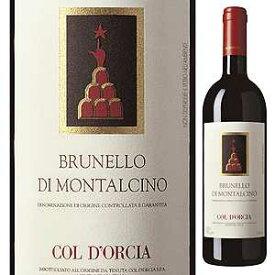 【6本〜送料無料】ブルネッロ ディ モンタルチーノ 2014 コルドルチャ 750ml [赤]Brunello Di Montalcino Col D'orcia [ブルネロ]