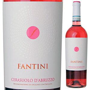 【6本〜送料無料】ファンティーニ チェラズオーロ ダブルッツォ 2018 ファルネーゼ 750ml [ロゼ]Fantini Celasuolo D'abruzzo Farnese