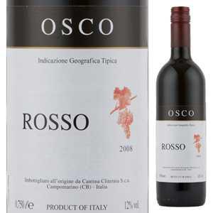 【6本〜送料無料】オスコ ロッソ 2016 カンティーナ クリテルニア 750ml [赤]Osco Rosso Cantina Cliternia