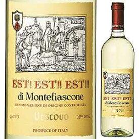 【6本〜送料無料】エスト エスト エスト ディ モンテフィアスコーネ セッコ 2018 カンティーナ ディ モンテフィアスコーネ 750ml [白]Est!Est!Est!!! Di Montefiascone Secco Cantina Di Montefiascone