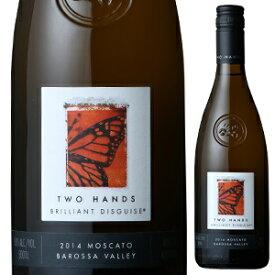 【6本〜送料無料】ブリリアント ディスガイズ モスカート 2014 トゥー ハンズ ワインズ 500ml [甘口微発泡白]The Picture Series Brilliant Disguise Moscato Two Hands Wines