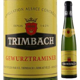 【6本〜送料無料】 [375ml]アルザス ゲヴュルツトラミネール 2016 F.E.トリンバック [ハーフボトル][白]Alsace Gewurztraminer F.e.trimbach
