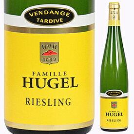 【6本〜送料無料】リースリング ヴァンダンジュ タルディヴ 2011 ファミーユ ヒューゲル 750ml [甘口白]Riesling Vendange Tardive Famille Hugel