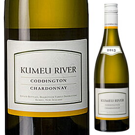 【6本〜送料無料】コディントン シャルドネ 2016 クメウ リヴァー 750ml [白]Coddington Chardonnay Kumeu River