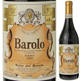 【6本〜送料無料】バローロ リゼルヴァ 2010 テッレ デル バローロ 750ml [赤]Barolo Riserva Cantina Terre Del Barolo