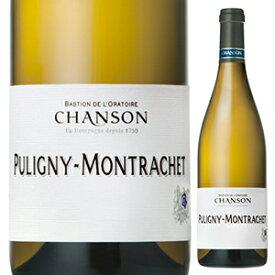 【6本〜送料無料】 [375ml]ピュリニー モンラッシェ 2015 ドメーヌ シャンソン [ハーフボトル][白]Puligny-Montrachet Domaine Chanson