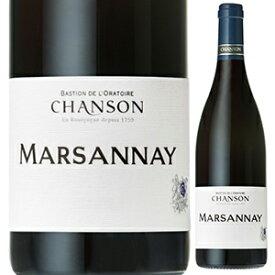【6本〜送料無料】マルサネ ルージュ 2016 ドメーヌ シャンソン 750ml [赤]Marsannay Rouge Domaine Chanson