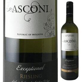 【6本〜送料無料】エクセプショナル リースリング 2015 アスコニ 750ml [白]Exceptional Riesling Asconi