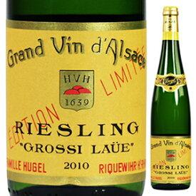【6本〜送料無料】リースリング グロシ ローイ 2011 ファミーユ ヒューゲル 750ml [白]Riesling Grossi La e Famille Hugel