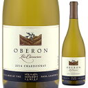 【6本〜送料無料】ロス カーネロス シャルドネ 2017 オベロン 750ml [白]Los Carneros Chardonnay Oberon