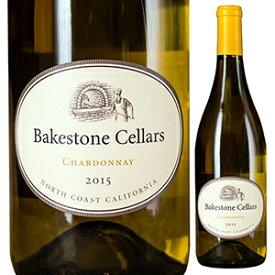 【6本〜送料無料】ベイクストーン セラーズ シャルドネ ノース コースト 2016 ケークブレッド セラーズ 750ml [白]Bakestone Cellars Chardonnay North Coast Cakebread Cellars