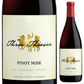 【6本〜送料無料】シーヴズ カリフォルニア ピノ ノワール 2019 スリー シーヴズ 750ml [赤]Thieves California Pinot Noir Three Thieves