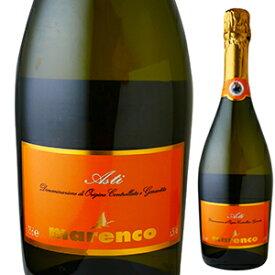 【6本〜送料無料】アスティ NV マレンコ 750ml [甘口発泡白]Asti Marenco Marenco