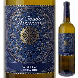 【6本〜送料無料】グリッロ 2018 フェウド アランチョ 750ml [白]Grillo Feudo Arancio