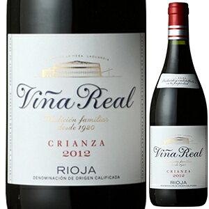 【6本〜送料無料】クネ リオハ ビーニャ レアル クリアンサ 2013 750ml [赤]Cune Rioja Vina Real Crianza
