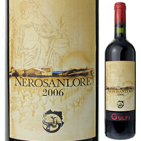 【6本〜送料無料】ネロサンロレ 2006 グルフィ 750ml [赤]Nerosanlore' Azienda Agricola Gulfi