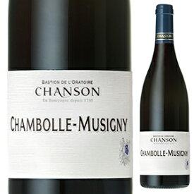 【6本〜送料無料】シャンボール ミュジニー 2011 ドメーヌ シャンソン 750ml [赤]Chambolle-Musigny Domaine Chanson