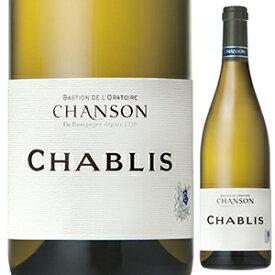 【6本〜送料無料】シャブリ 2016 ドメーヌ シャンソン 750ml [白]Chablis Domaine Chanson