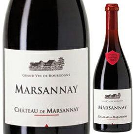 【6本〜送料無料】マルサネ 2016 シャトー ド マルサネ 750ml [甘口赤]Marsannay Chateau De Marsannay