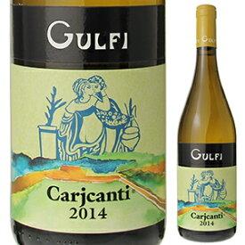 【6本〜送料無料】カリカンティ 2016 グルフィ 750ml [白]Carjcanti Azienda Agricola Gulfi
