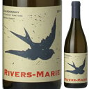 【6本〜送料無料】シャルドネ ティエリオ ヴィンヤード 2018 リヴァース マリー 750ml [白]Chardonnay Thieriot Vineyard Rivers Marie