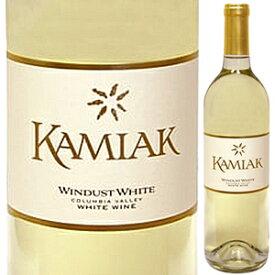 【6本〜送料無料】カミアック ウィンダスト ホワイト 2014 ゴードン エステート 750ml [白]Kamiak Windust White Gorden Estate