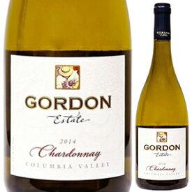 【6本〜送料無料】シャルドネ 2014 ゴードン エステート 750ml [白]Chardonnay Gordon Estate