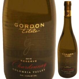 【6本〜送料無料】シャルドネ リザーブ 2016 ゴードン エステート 750ml [白]Chardonnay Reserve Gordon Estate