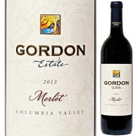 【6本〜送料無料】メルロ 2014 ゴードン エステート 750ml [赤]Merlot Gordon Estate