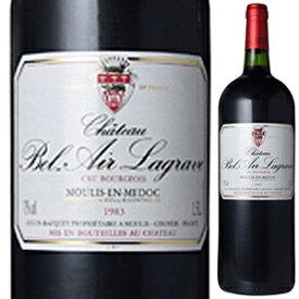 【6本〜送料無料】シャトー ベレール ラグラーヴ 1983 1500ml [赤] [マグナム・大容量]Chateau Bel Air Lagrave