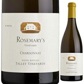 【6本〜送料無料】[12月4日(金)以降発送予定]シャルドネ ローズマリーズ ヴィンヤード アロヨ グランデ ヴァレー 2017 タリー 750ml [白]Chardonnay Rosemary's Vineyard Arroyo Grande Valley Talley