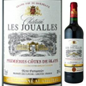 【6本〜送料無料】シャトー レ ジュアル 2000 (ピエール パルマンティエ) 750ml [赤]Chateau Les Joualles Pierre Parmentier