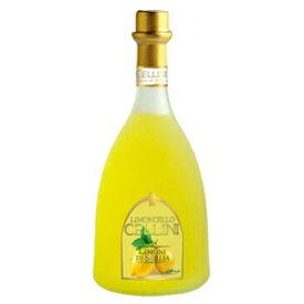 【6本〜送料無料】[5月14日(金)以降発送予定]リモンチェッロ ディ シチリア NV ボッテガ チェッリーニ 700ml [リキュール]Limoncello Di Sicilia Bottega Cellini