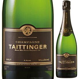 【6本〜送料無料】[11月6日(金)以降発送予定]ブリュット ミレジメ 2013 テタンジェ 750ml [発泡白]Brut Mill sim Champagne Taittinger