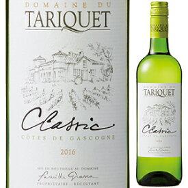 【6本〜送料無料】[1月29日(金)以降発送予定]タリケ クラシック 2019 ドメーヌ デュ タリケ 750ml [白]Tariquet Classic Domaine Du Tariquet