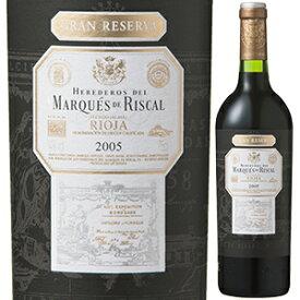 【6本〜送料無料】ティント グラン レセルバ 2012 マルケス デ リスカル 750ml [赤]Tinto Gran Reserva Marques De Riscal