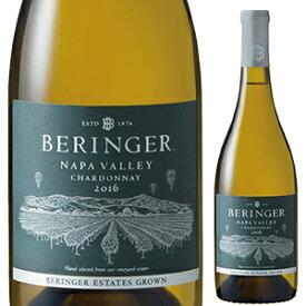 【6本〜送料無料】[3月12日(金)以降発送予定]ナパ ヴァレー シャルドネ 2017 ベリンジャー ヴィンヤーズ 750ml [白]Napa Valley Chardonnay Beringer Vineyards