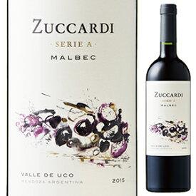【6本〜送料無料】ズッカルディ セリエ ア マルベック 2018 ファミリア ズッカルディ 750ml [赤]Zuccardi Serie A Malbec Familia Zuccardi