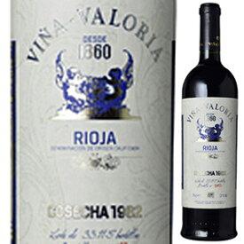 【6本〜送料無料】ビーニャ バロリア コセチャ 1982 ボデガス バロリア 750ml [赤]Vina Valoria Cosecha Bodegas Valoria