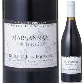 【6本〜送料無料】マルサネ トロワ テール ヴィエーユ ヴィーニュ 2007 ジャン フルニエ 750ml [赤]Marsannay Trois Terres Vieilles Vignes Jean Fournier
