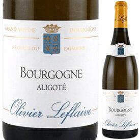 【6本〜送料無料】ブルゴーニュ アリゴテ 2017 オリヴィエ ルフレーヴ 750ml [白]Bourgogne Aligote Olivier Leflaive(Domaine)