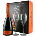 【6本〜送料無料】[ギフトボックス入り]アルマ グラン キュヴェ ブリュット 2グラス付き NV ベラヴィスタ 750ml [白]Alma Gran Cuvee Brut 2 Glass Box Bellavista