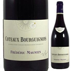【6本〜送料無料】コトー ブルギニョン ピノ ノワール 2018 フレデリック マニャン 750ml [赤]Coteaux Bourguignons Pinot Noir Frederic Magnien