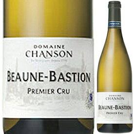 【6本〜送料無料】ボーヌ プルミエ クリュ バスティオン ブラン 2015 ドメーヌ シャンソン 750ml [白]Beaune 1er Cru Bastion Blanc Domaine Chanson